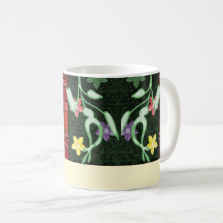Morning tea ceremony coffee mug