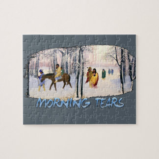 Morning Tears Jigsaw Puzzle