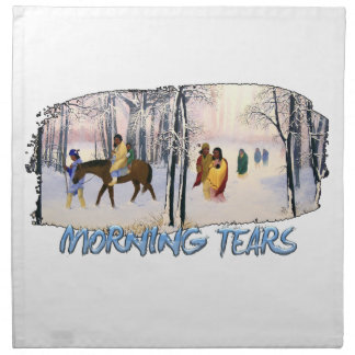 Morning Tears Napkin