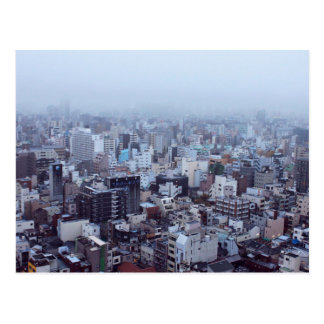 Morning Themed, A Picture Of A City Taken In The Postcard