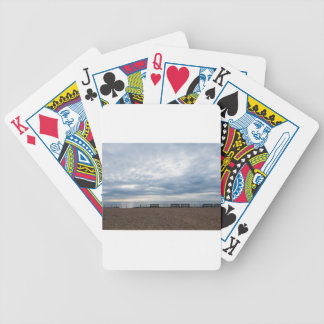 Morning view from Kingsdown Bicycle Playing Cards