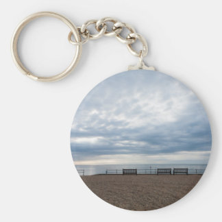 Morning view from Kingsdown Keychain