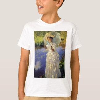 Morning Walk by John Singer Sargent T-Shirt