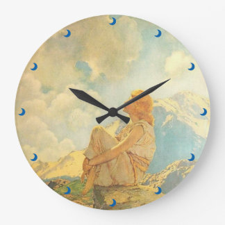 """Morning"" Wall Clock"