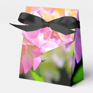 Morning Whisper Hydrangeas Favor Box