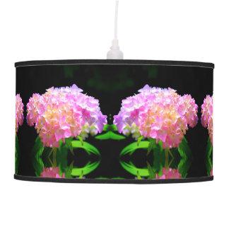 Morning whisper Hydrangeas Pendant Lamp