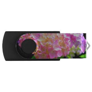 Morning whisper Hydrangeas USB Flash Drive
