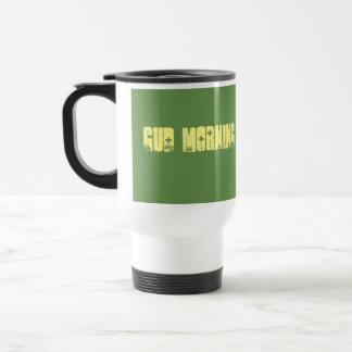 morning wishes mug