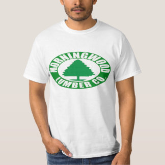 Morning Wood Lumber Company T-shirts