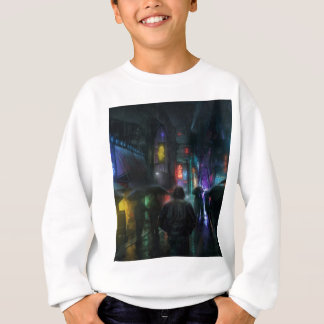 Mornings For People Of The Night Sweatshirt
