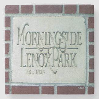 Morningside Lenox Atlanta Marble Stone Coaster. Stone Beverage Coaster