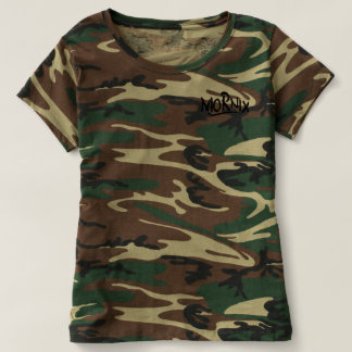 Mornix Camo shirt women
