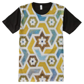 Moroccan Bliss All-Over-Print T-Shirt