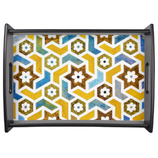 Moroccan Bliss Serving Tray