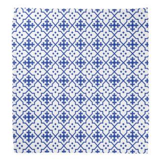 Moroccan Blue Bandana