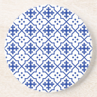 Moroccan Blue Coaster