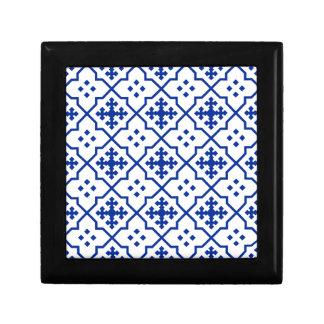 Moroccan Blue Gift Box