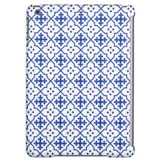 Moroccan Blue iPad Air Case