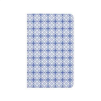 Moroccan Blue Journal
