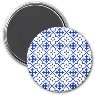 Moroccan Blue Magnet