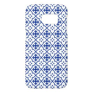 Moroccan Blue Samsung Galaxy S7 Case