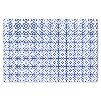 Moroccan Blue Tissue Paper