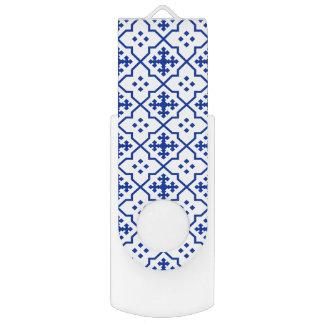 Moroccan Blue USB Flash Drive