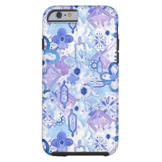 Moroccan Blues iPhone6 Case