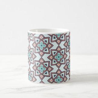 Moroccan ceramic design classic mug