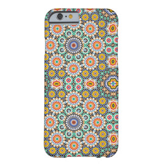 Moroccan ceramic pattern case for iPhone 6/6s