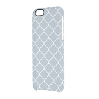 Moroccan Clear Blue Apple iPhone 6 Deflector Case