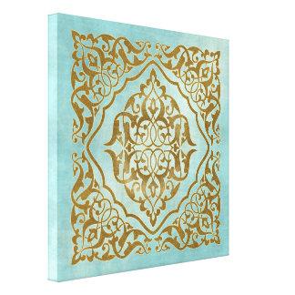Moroccan Design - Canvas Print