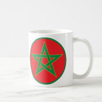 Moroccan Flag Mug. Coffee Mug