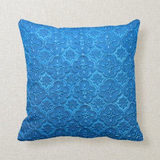 Moroccan Glass Cushion - double sided