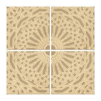 Moroccan Mosaic | Customizable Canvas