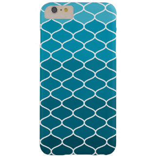 Moroccan pattern barely there iPhone 6 plus case