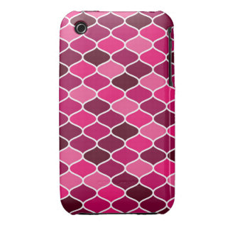 Moroccan pattern Case-Mate iPhone 3 case