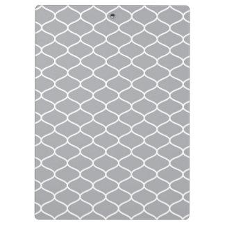 Moroccan pattern clipboard