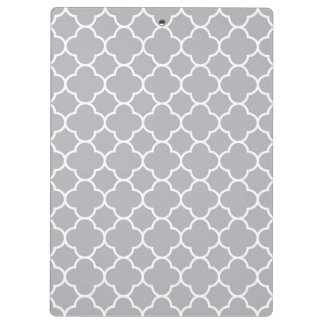 Moroccan pattern clipboards
