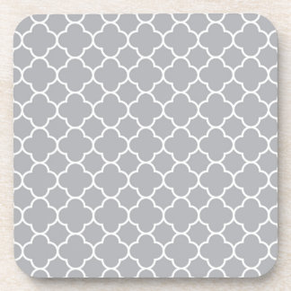 Moroccan pattern drink coaster