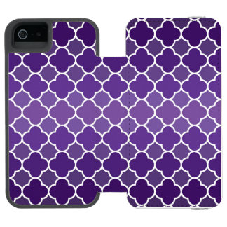 Moroccan pattern incipio watson™ iPhone 5 wallet case