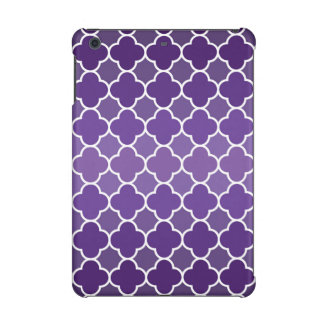 Moroccan pattern iPad mini cover