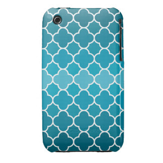 Moroccan pattern iPhone 3 Case-Mate cases