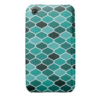 Moroccan pattern iPhone 3 cover