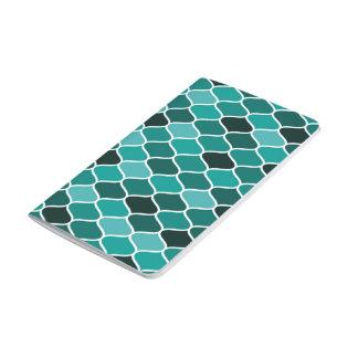 Moroccan pattern journal