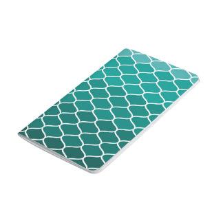 Moroccan pattern journals