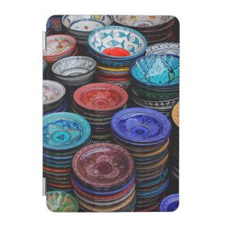 Moroccan Plates At Market iPad Mini Cover