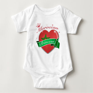 Moroccan Princess Baby Bodysuit