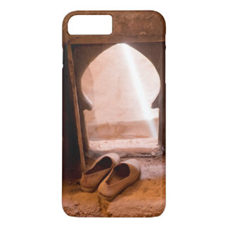 Moroccan Shoes At Window iPhone 8 Plus/7 Plus Case