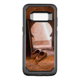 Moroccan Shoes At Window OtterBox Commuter Samsung Galaxy S8 Case